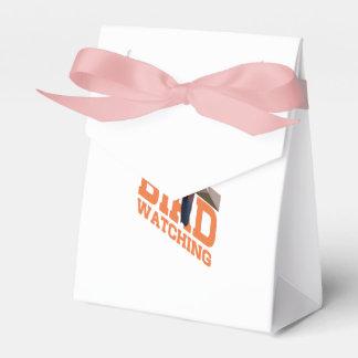 Birdwatching Favor Box