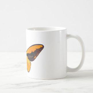 BirdWingY Butterfly Classic White Coffee Mug