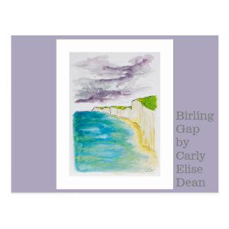 Birling Gap Postcard
