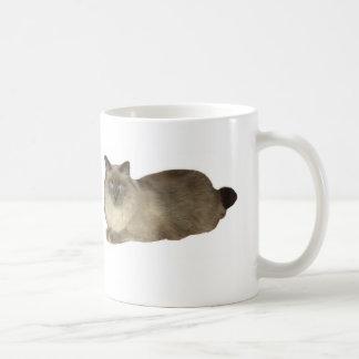 Birman Cat Coffee Mug
