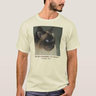 BIRMAN RAGDOLL CAT Collection T-Shirt