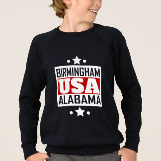 Birmingham Alabama USA Sweatshirt