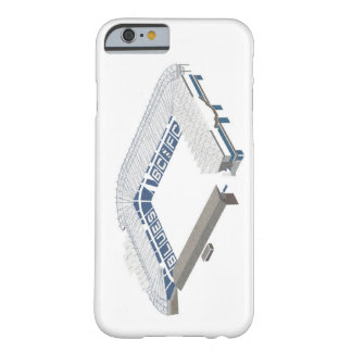 Birmingham Barely There iPhone 6 Case