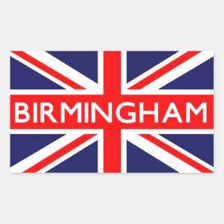 Birmingham : British Flag Sticker