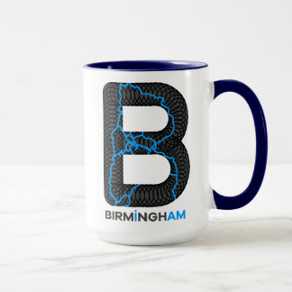 Birmingham Canals Mug