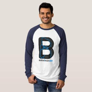 Birmingham Canals Raglan Longsleeves T-Shirt
