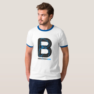 Birmingham Canals Ringer Shirt