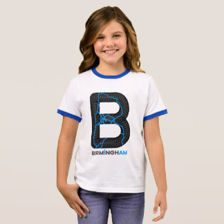 Birmingham Canals Ringer Tshirt