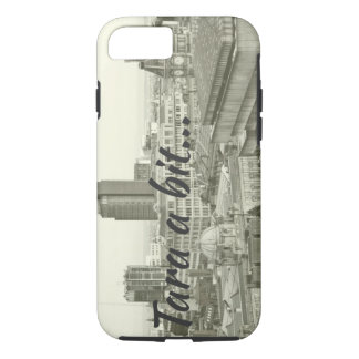 Birmingham cityscape on Iphone case