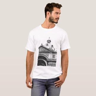 Birmingham Council House digital image on T-shirt