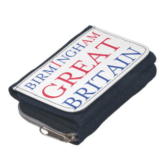 Birmingham Great Britain Wallet