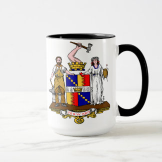 Birmingham* Great Britian Custom Mug