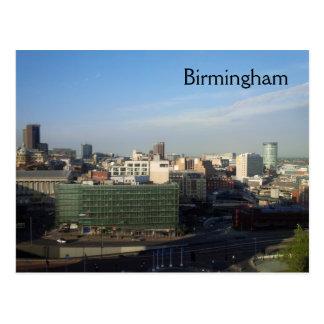 Birmingham Postcard