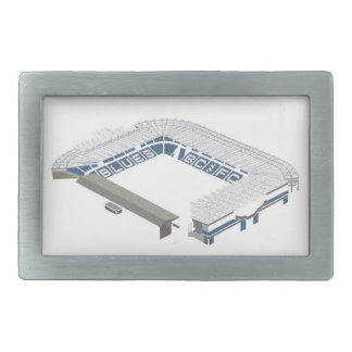 Birmingham Rectangular Belt Buckle