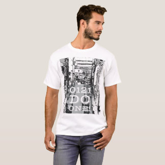 Birmingham saying 0121 Do One on T shirt