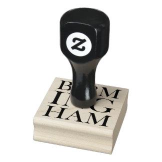 Birmingham Stamp