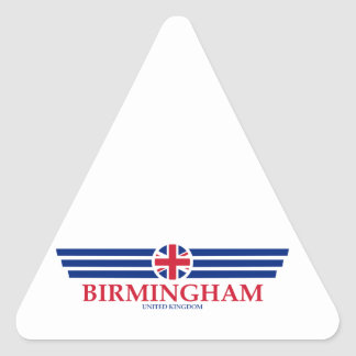 Birmingham Triangle Sticker