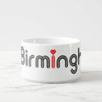 Birmingham's Red Heart Bowl