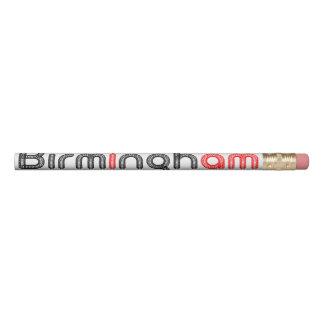 Birmingham's Red Heart Pencil