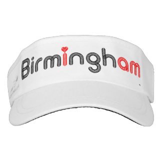 Birmingham's Red Heart Visor