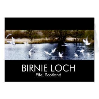 Birnie Loch Art Cards