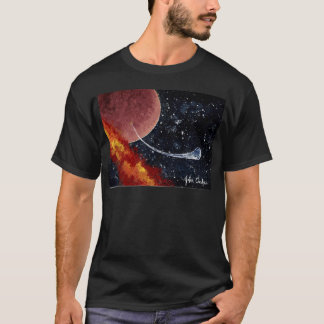 """BIRTH"" (an outer space design) ~ T-Shirt"