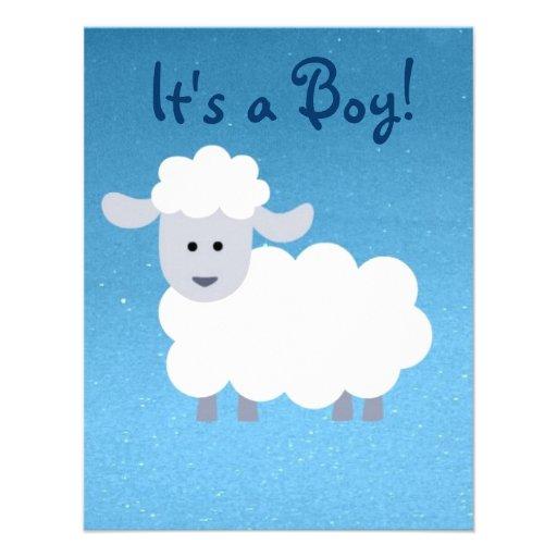 Birth Announcement ! It's a Boy!