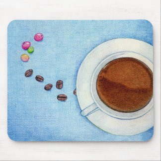 Birth of a Coffee Mousepad