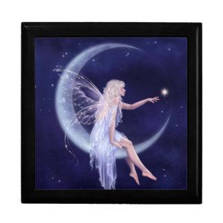 Birth of a Star Moon Fairy Keepsake Box