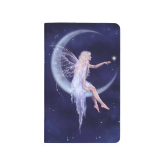 Birth of a Star Moon Fairy Pocket Journal
