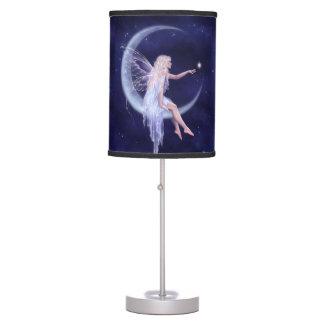 Birth of a Star Moon Fairy Table Lamp