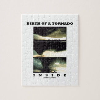 Birth Of A Tornado Inside (Meteorology) Jigsaw Puzzle