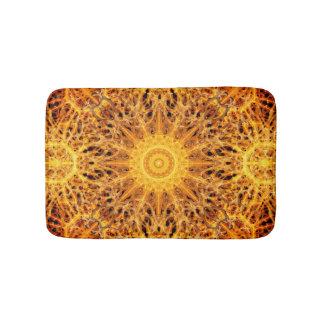 Birth of Fire Mandala Bath Mat