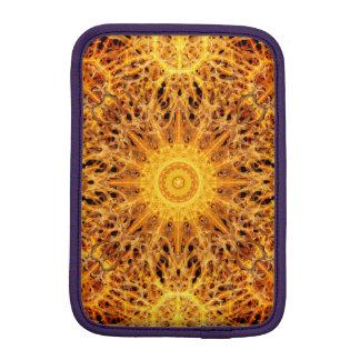 Birth of Fire Mandala Sleeve For iPad Mini