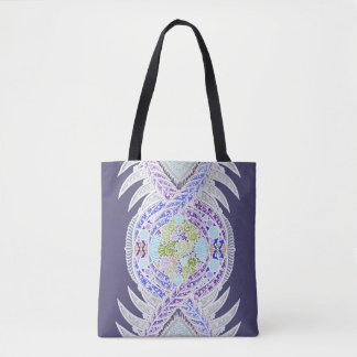 Birth of life, New age, meditation, boho, hippie Tote Bag
