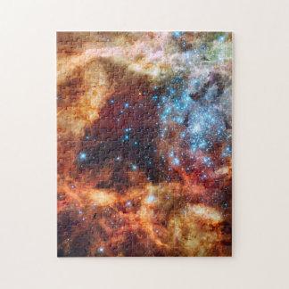 Birth of Stars Cosmic Creation Puzzles