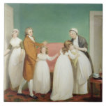 Birth of the Heir, c.1799 (oil on canvas) see also Ceramic Tile