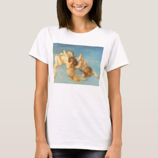 Birth of Venus, Angels detail by Cabanel T-Shirt