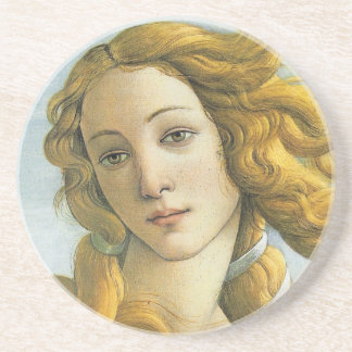 Birth of Venus by Botticelli Coasters