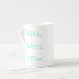 Birth Work is the BEST work coffee mug