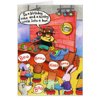 Birthday 13 greeting card