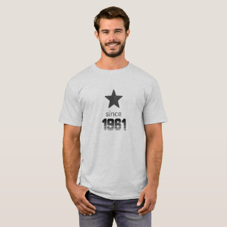 birthday 1961 T-Shirt