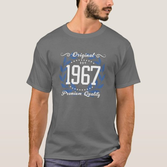 Birthday 1967 T-Shirt