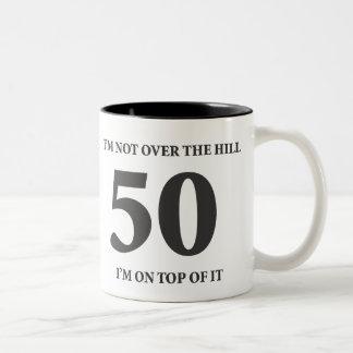 Birthday 50 Coffee Mug