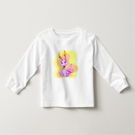 Birthday Aisha Toddler T-shirt