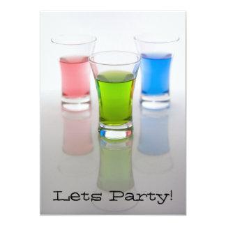 Birthday / Bachelor Party Invitation