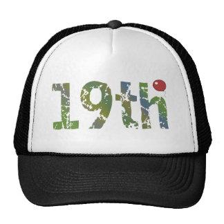 Birthday Balloon 19th Birthday Gifts Trucker Hat