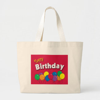 Birthday Balloons Tote