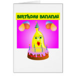 Birthday Banana