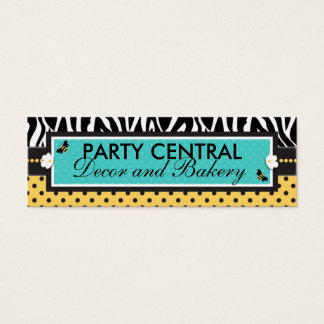 Birthday Bee Business Card